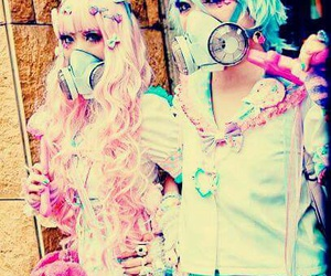 kawaii, decora, and japan image