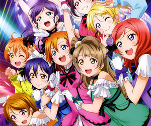 love live and school idol project image