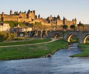 france and carcassonne image