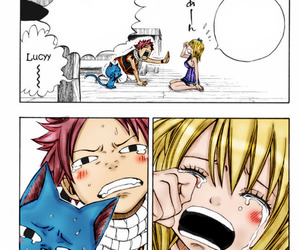 happy, Lucy, and fairy tail image