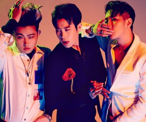 block b, u-kwon, and bastarz image