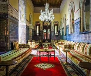 morocco, maroc َ, and salon marocain image