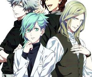 anime, camus, and quartet night image