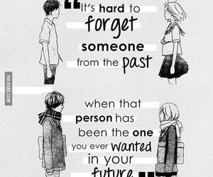 anime, past, and quotes image