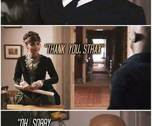 doctor who, strax, and jenna coleman image