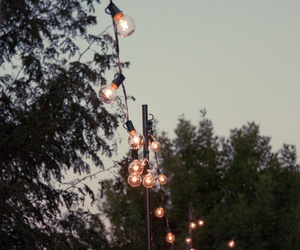 lights and outdoor image