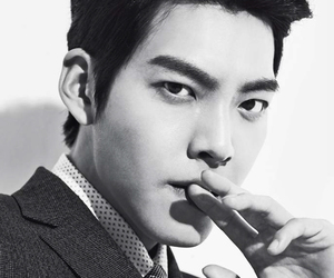 kim woo bin, korea, and model image
