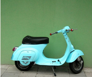 moped, scooter, and vintage image