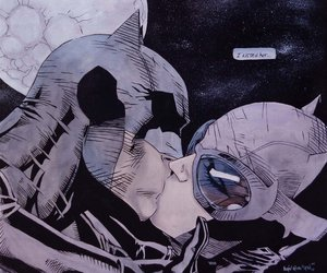 batman and catwoman image