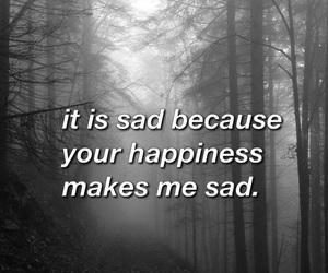 black, dark, and happiness image