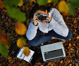 autumn, canon, and passion image