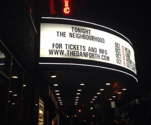concert, jesse rutherford, and the nbhd image