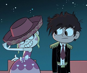 star, marco, and starco image