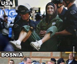 Bosnia, usa, and bosna image