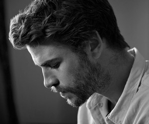 liam hemsworth and handsome image