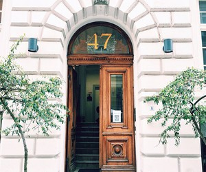 47, autumn, and doors image