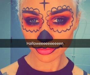 Halloween, lou teasdale, and snapchat image