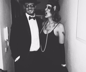 20th century, costumes, and cute couple image