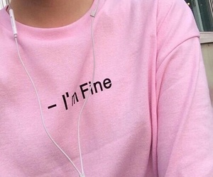pink, tumblr, and fine image