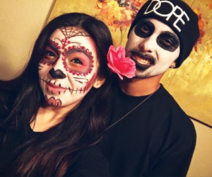 catrina, costume, and costumes image