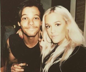 lottie tomlinson, louis tomlinson, and one direction image