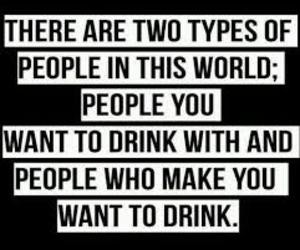 people, drink, and quote image