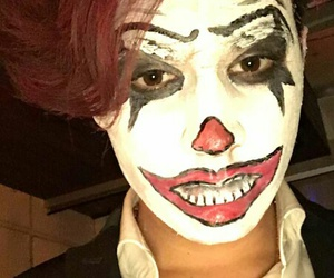 creepy, christian delgrosso, and Halloween image