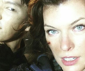 alice, Milla Jovovich, and awesome image