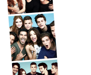 family and teen wolf image