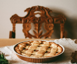 food, photography, and pie image