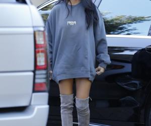 kourtney kardashian and yeezus image