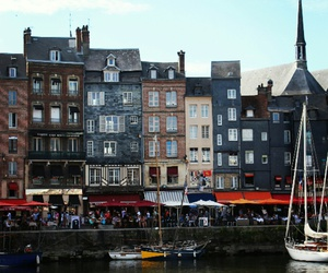 city, france, and holidays image