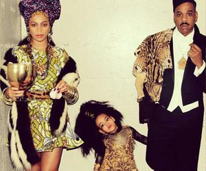 beyoncé, blue ivy, and jay z image