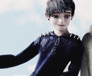 jack frost, disney, and punk image
