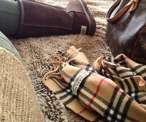 Burberry, Louis Vuitton, and ugg image