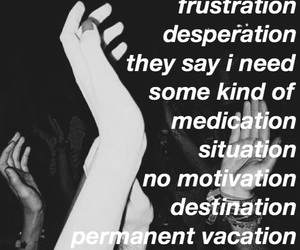 Lyrics, permanent vacation, and luke hemmings image