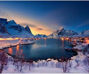 norway, love, and winter image