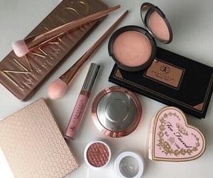 makeup and tumblr image