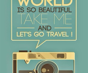 travel, world, and camera image
