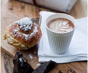 coffee, food, and chocolate image