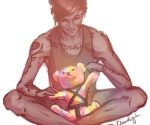 louis tomlinson and larry stylinson image