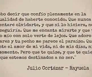 love, frases, and rayuela image