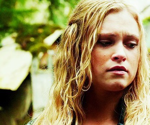 clarke griffin and eliza taylor image