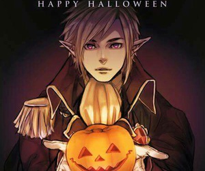 Halloween and link image