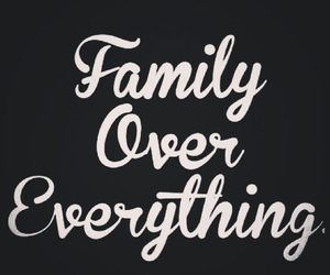 family, everything, and quote image