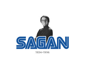 carl sagan, pun, and sega image