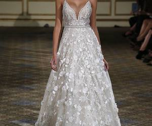 wedding, wedding dress, and amazing wedding dress image