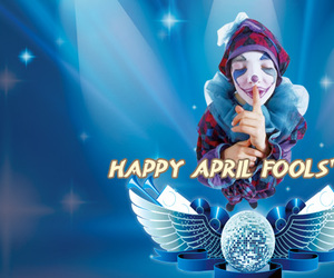 facebook cover, fools' day, and happy april fools' day image