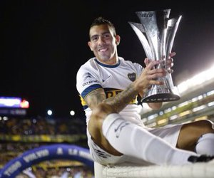 tevez, argentina, and boca juniors image