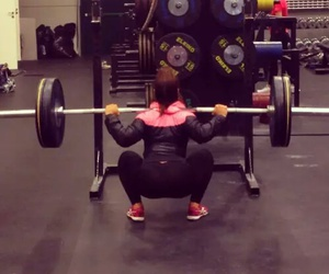 motivation and squats image